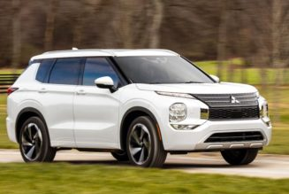 Will Future Mitsubishis Look as Good as the 2022 Outlander?