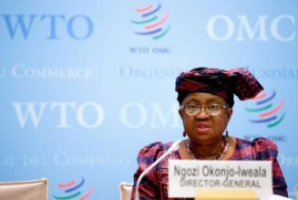 WTO chief: Patent waiver not enough to close vaccine gap