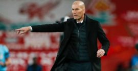 Zinedine Zidane denies reports that he is leaving Real Madrid