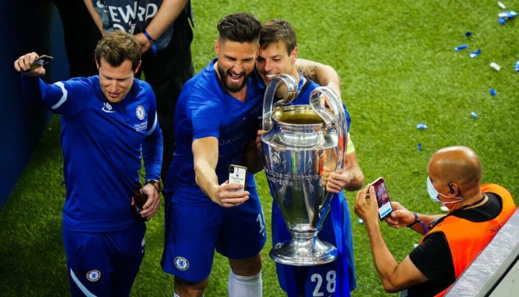 107-cap international set to leave Chelsea, agent in talks with Euro giants