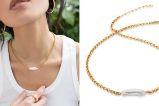 12 Modern Pearl Necklaces to Buy If You Love Vivienne Westwood's Iconic '90s Orb Choker