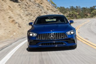 2021 Mercedes-AMG GT43 4-Door First Test: Pretensions of Performance