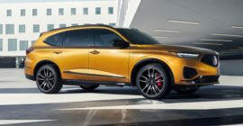 2022 Acura MDX Type S First Look: Putting the S in SUV