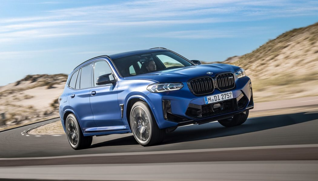 2022 BMW X3 and X3 M First Look: Are You Into X and M?