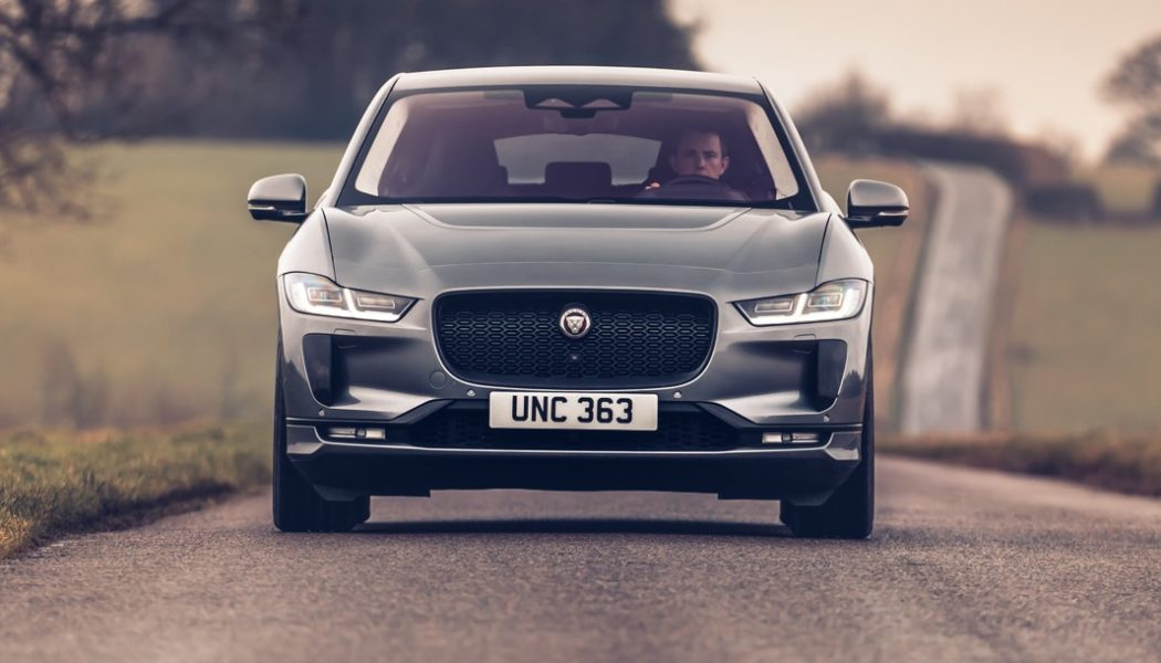 2022 Jaguar I-Pace First Look: Setting Jag's EV Pace