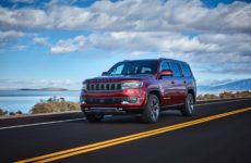 2022 Jeep Grand Wagoneer Gets MPG—Just Not Many