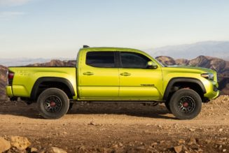 2022 Toyota Tacoma TRD Pro First Look: It Even Lifts, Pro