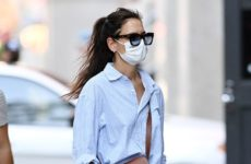 9 Outfit Trends Katie Holmes Is Wearing All Over NYC