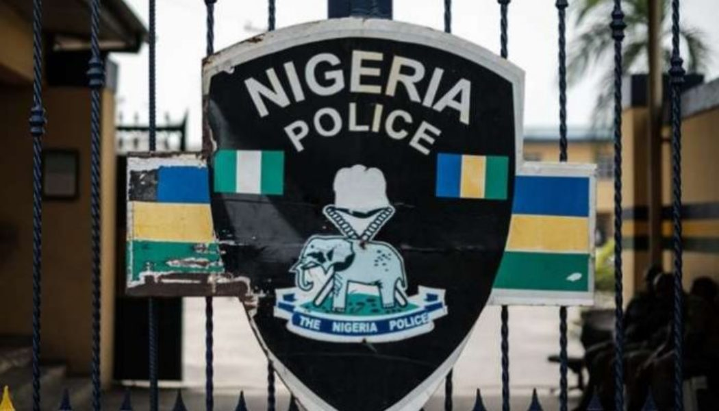 Abia: Police go unconventional, places juju in front of station