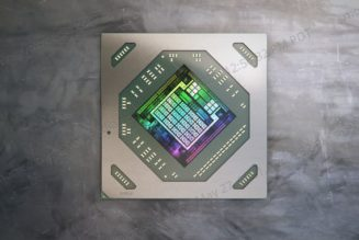 AMD announces the Radeon RX 6000M series with RDNA 2 architecture