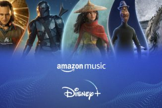 An Amazon Music Subscription Now Includes Free Access to Disney+