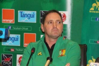 Cameroon boss satisfied with win over Super Eagles