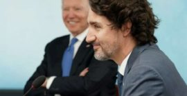 Canada's premier says he discussed border with Joe Biden, but no deal