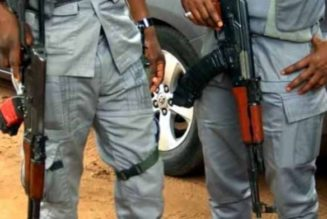 Customs arrests six for smuggling adulterated diesel in polythene bags