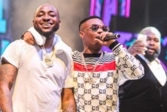Davido Shares Video Of Wizkid Vibing To His Song, Shows No Bad Blood Between Them