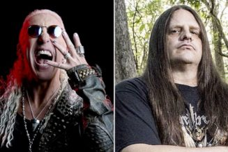 """Dee Snider Teams Up with Cannibal Corpse Singer Corpsegrinder for """"Time to Choose"""": Stream"""