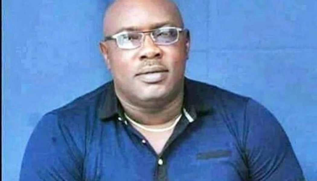 Delta assemblyman Kenneth Ogba passes on