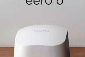 Eero 6 mesh Wi-Fi routers are cheaper than ever for Prime members