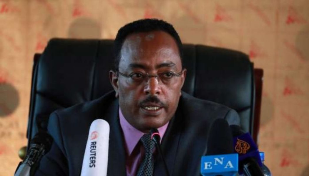 Ethiopia says army can re-enter seized Tigray capital Mekelle in weeks