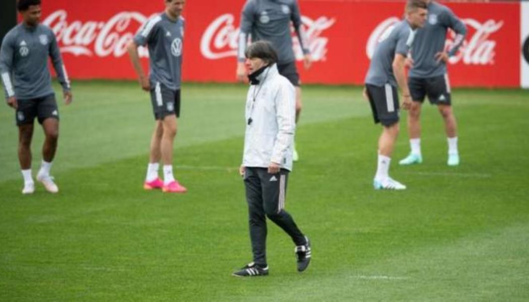 Euro 2020: Germany still need some work ahead of France opener – coach