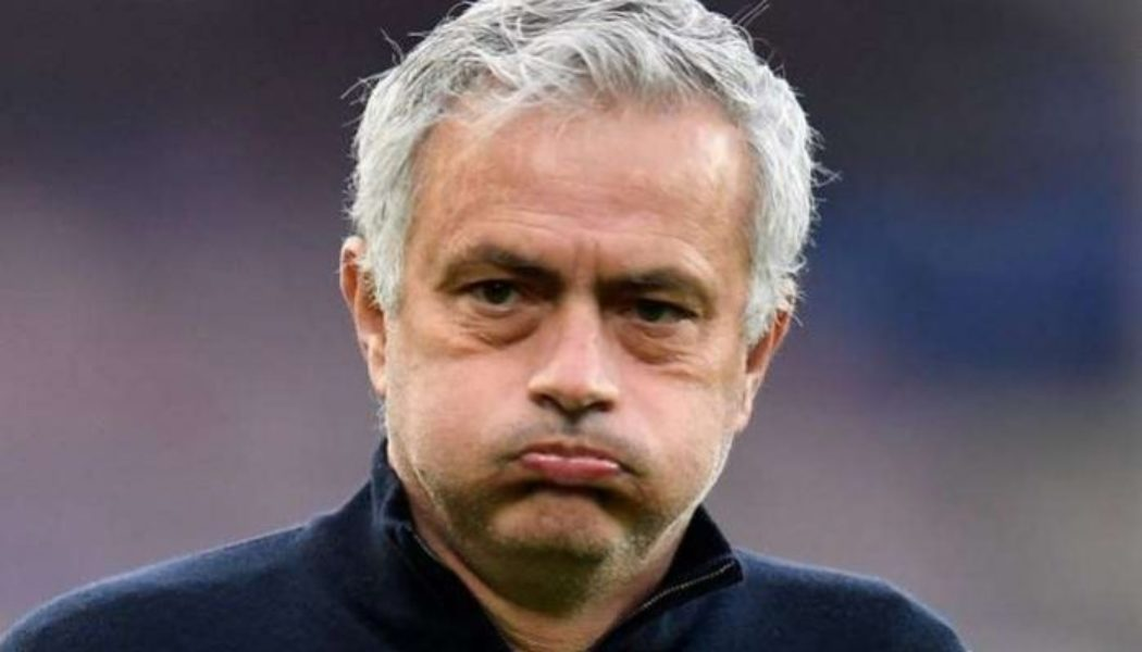 Euro 2020: Jose Mourinho 'prayed' and 'cried' after Eriksen collapsed
