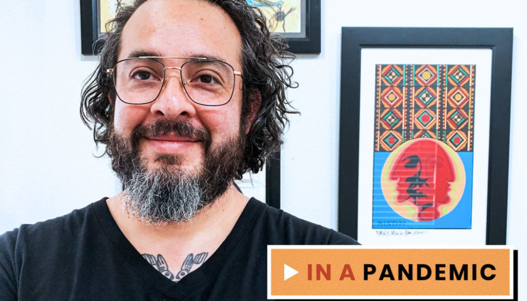 Event Designer Bobby Garza In Austin, In a Pandemic: Cash-Poor Venues Have Decisions to Make