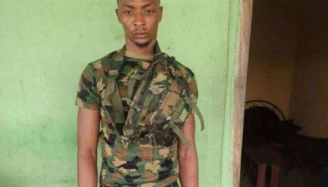 Ex-soldiers: We trained 4,400 IPOB militias after Nnamdi Kanu promised us rank of General in Biafra Republic