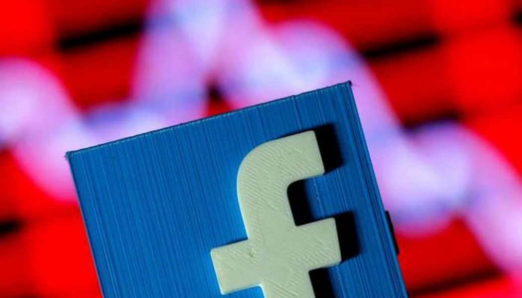 Facebook hits $1 trillion valuation for first time