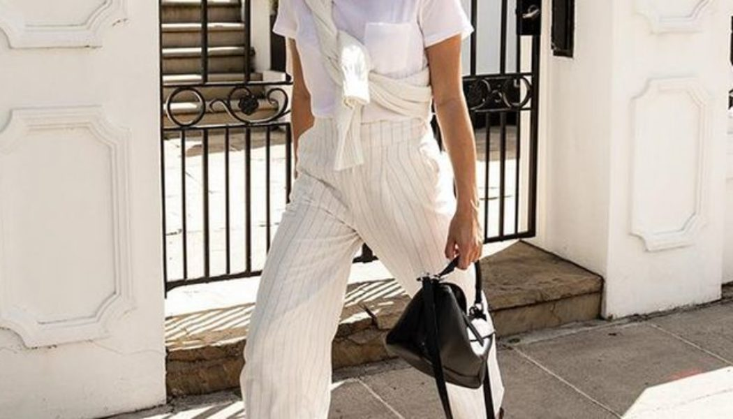 Fashion People Agree—These Are Summer's Chicest Trousers