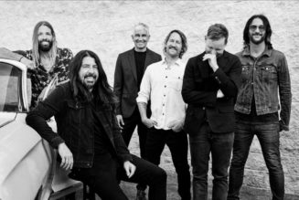 Foo Fighters Announce 26th Anniversary Tour