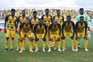 Ghana and Ivory Coast play out goalless draw in Cape Coast