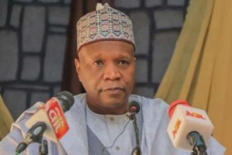 Gombe governor commends federal government's agenda of creating 25 million jobs by 2025