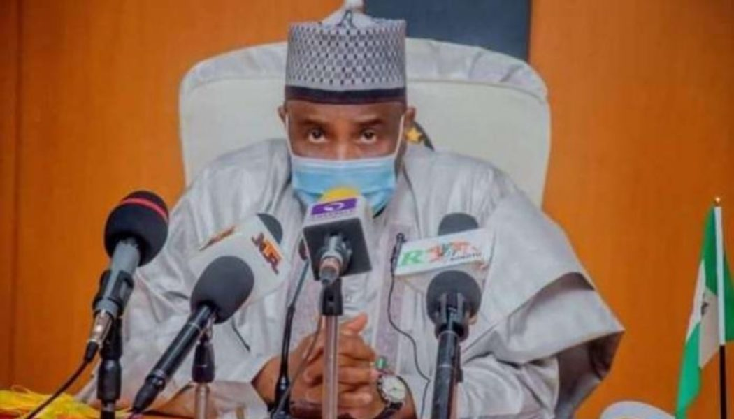 Governor Tambuwal: PDP determined to 'rescue' Nigeria