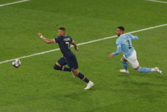 'He is like a tank' – Mbappe admits he loves one thing about Man City star
