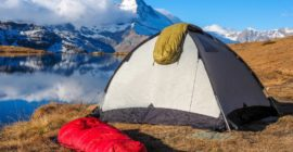 How to choose a sleeping bag: a buying guide