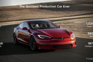 How to get a Tesla Model S Plaid to go from 0 to 60 in under 2 seconds