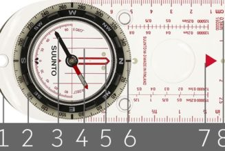 How to use a compass and map: a simple guide