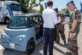 In the Army Now: Meet the Mil-Spec Citroën Ami