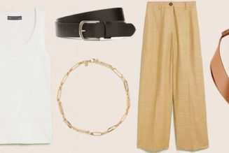 I've Assembled 4 Chic Summer Outfits Entirely From M&S