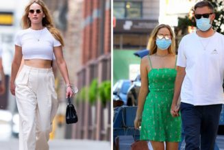 J.Law's Low-Key Outfit Combinations Are What I'm Copying This Summer