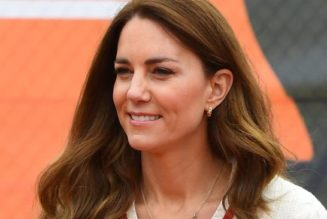 Kate Middleton Has Given These Cult Sneakers Her Seal of Approval