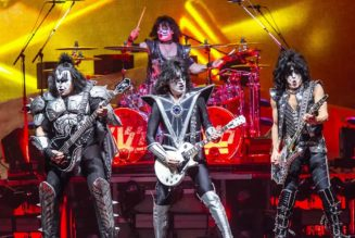 KISS Return to Stage to Play Five-Song Set at NYC's Tribeca Film Festival: Watch