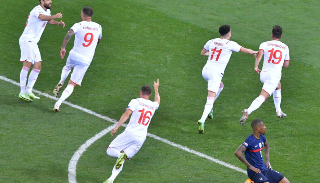 La Liga duo and Man Utd man impress, but young superstar disappoints – France 3-3 Switzerland Player Ratings