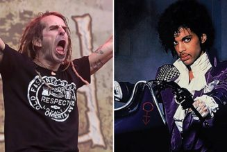 """Lamb of God's Randy Blythe and a Ton of Other Acts Turn Prince's """"I Would Die 4 U"""" into a Hardcore Song: Stream"""