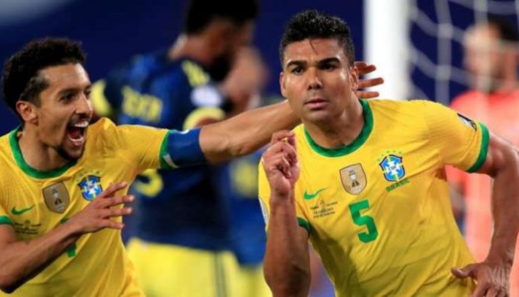 Late goal gives Brazil controversial win over Colombia in Copa America