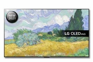 LG's premium G1 OLED now comes with a 5-year warranty in the US and UK