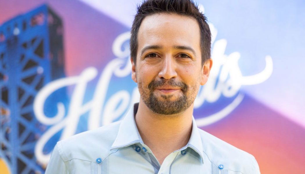"""Lin-Manuel Miranda Says """"We Fell Short"""" In Response To 'In The Heights' Colorism Charges"""