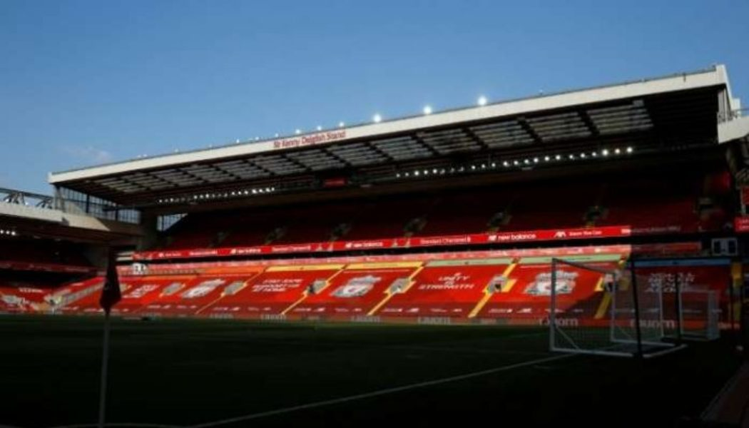 Liverpool given go-ahead for Anfield expansion