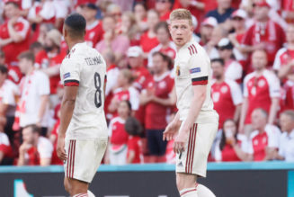 Man City star to make first Euro 2020 start while Inter Milan striker looks to boost Golden Boot hopes