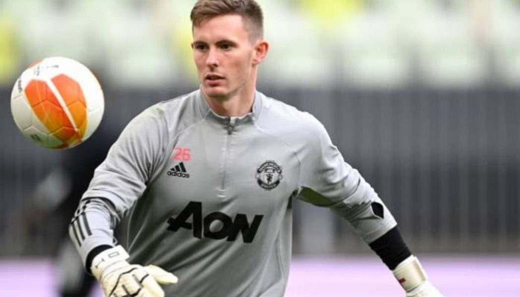 Manchester United ready to listen to offers for Dean Henderson